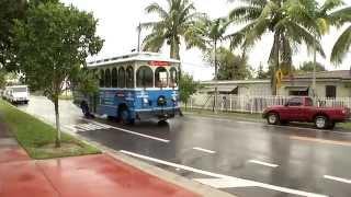 Free Miami Beach Trolley Begins North Beach Service October 29