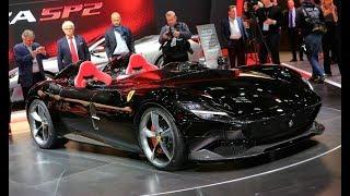 Автохлам за миллион евро? Top 5 supercars Paris Motor Show 2018 review обзор