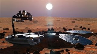 Long-lost Beagle 2 Spacecraft Spotted On Mars