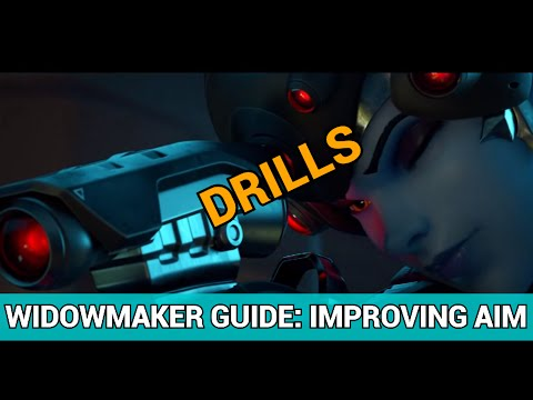 Overwatch In-Depth Widowmaker Guide: DRILLS FOR KILLS - Improving Your Aim