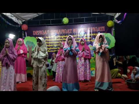 Tarian Ramadhan Tiba