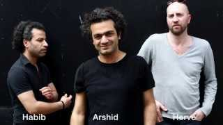"Arshid Azarine Trio - ""7 Djan Project"" EPK 2015"