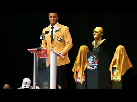 Jason Taylor Hall of Fame Induction Speech