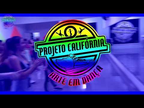 Que tiro foi esse - Jojo Marontinni  Projeto Califórnia Arte em dança