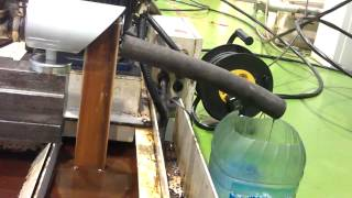 Скиммер Nimatic 2450M(Скиммер Nimatic 2450M для снятия масляной пленки с поверхности СОЖ. Официальный представитель компании Nimatic..., 2014-11-19T09:47:39.000Z)
