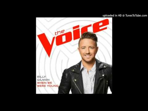 Billy Gilman - When We Were Young (Studio...