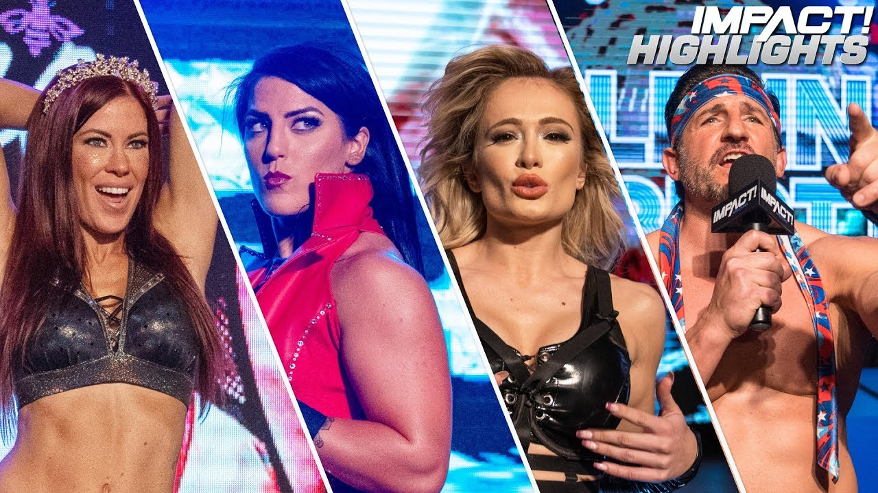 Download The Shocking Conclusion to the 10-Knockout Battle Royal! | IMPACT! Highlights May 17, 2019