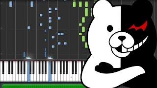 Danganronpa 3 The End of Kibougamine Gakuen Mirai-hen OP - Dead or Lie (Piano Synthesia + Sheet)