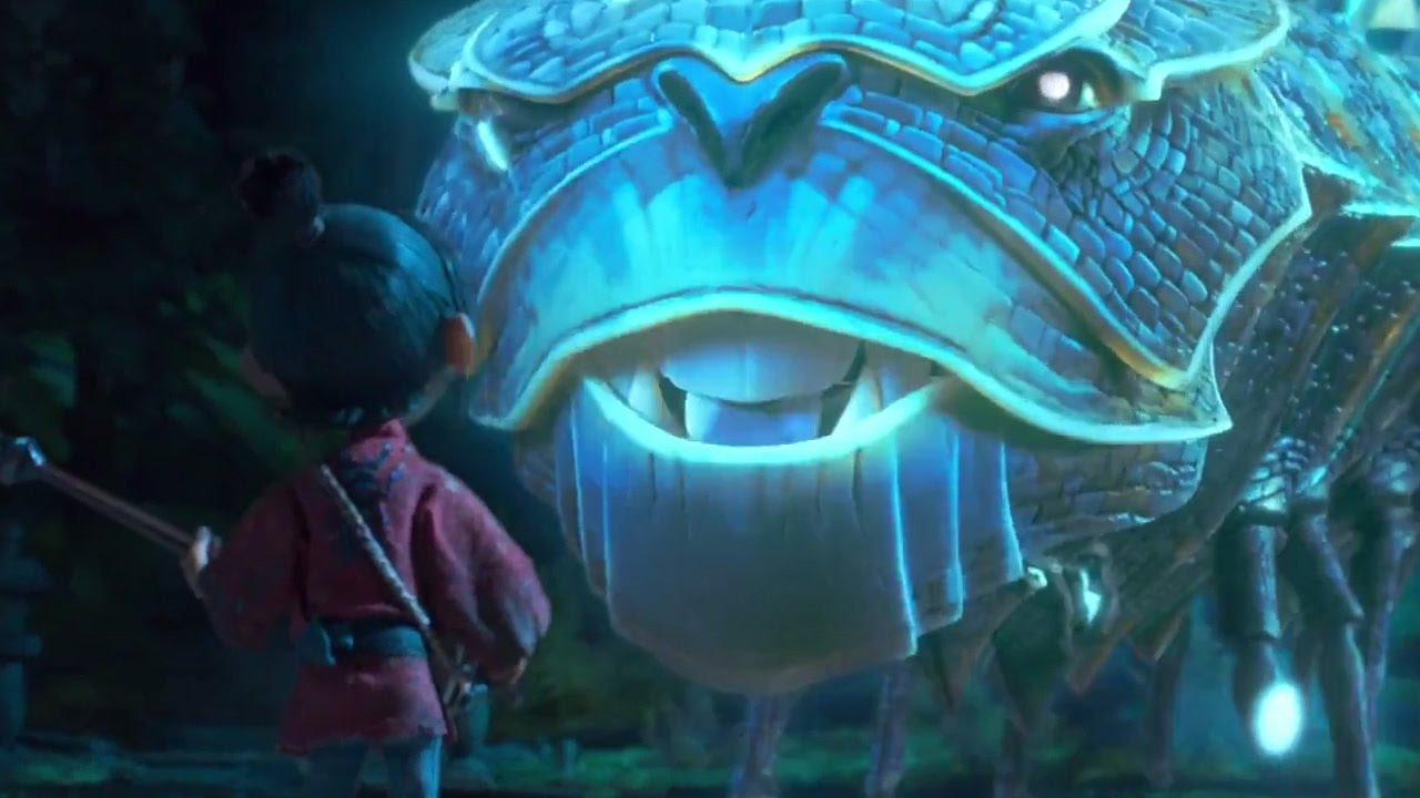 Download Kubo And The Two Strings - Final Fight