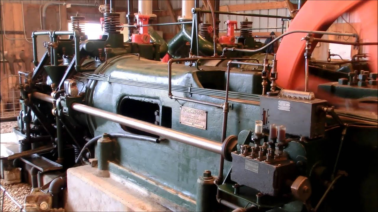 Natural Gas Stations >> 1919 Worthington Natural Gas Pumping Engine - Rollag, MN ...