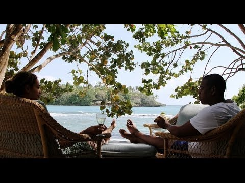 Beyonce And Jay z (2014) - Vacation on Beach in Dominican Republic