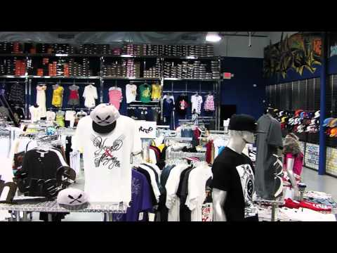 Houston's Hip-hop, streetwear, skatewear, and lifestyle clothing store
