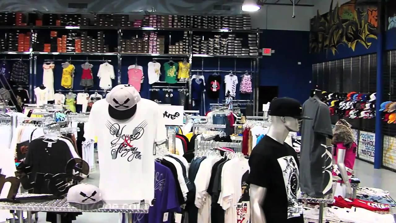 Houston's Hip-hop, streetwear, skatewear, and lifestyle ...