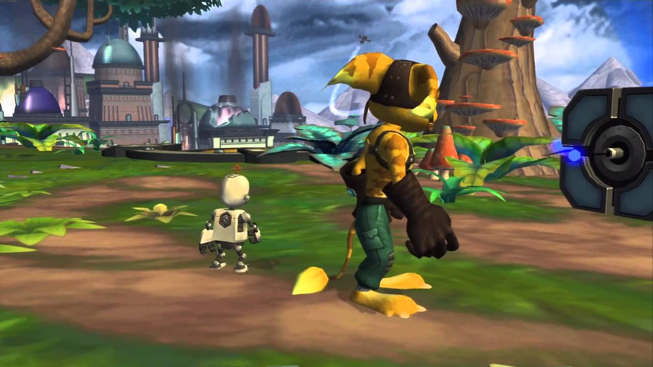 One And Ratchet Clank Old
