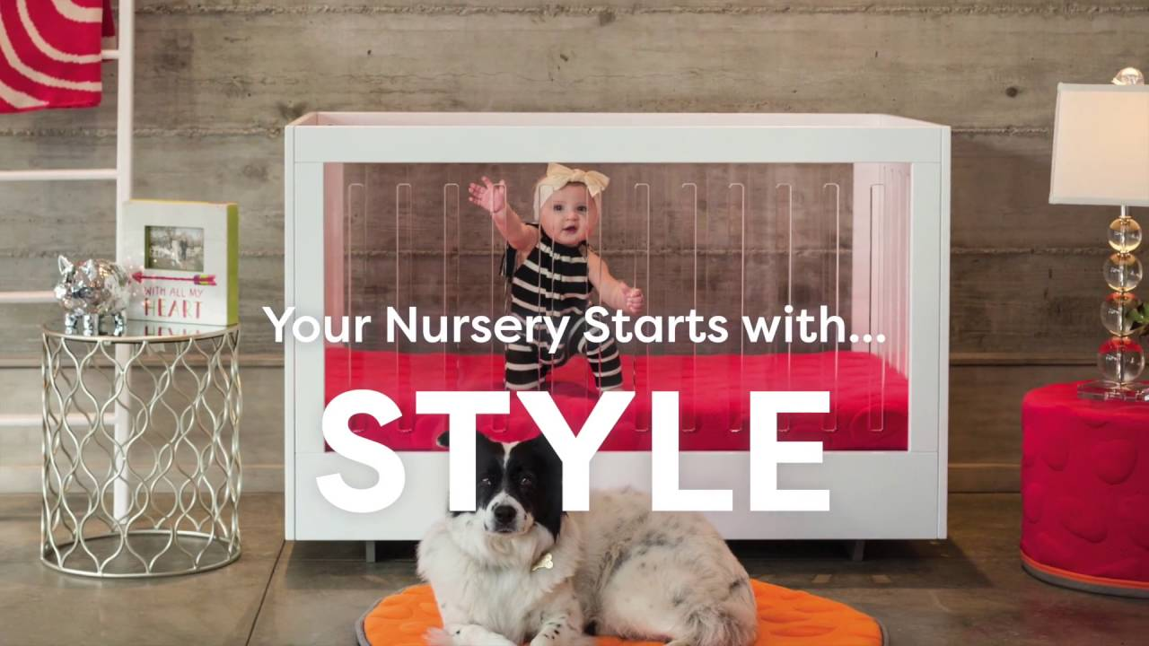 your nursery starts with style  nook sleep systems  youtube - your nursery starts with style  nook sleep systems