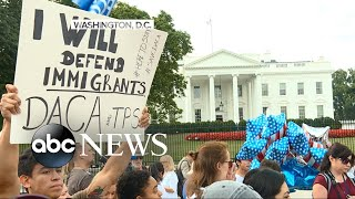 White House to end DACA in 6 months