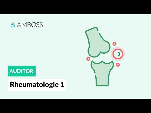 Arthritis / Arthrose - Teil 1 - Rheumatologie: Gelenkaufbau und Begriffe