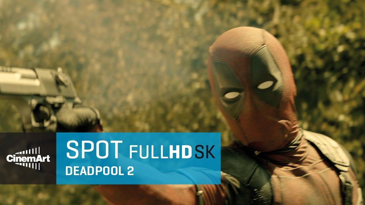 Deadpool 2 (2018) HD spot