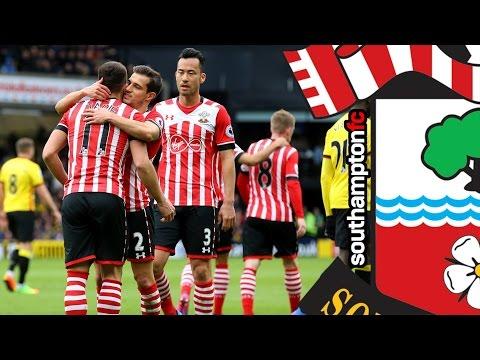 HIGHLIGHTS: Watford 3-4 Southampton
