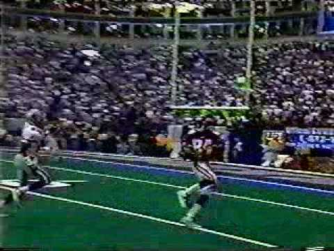 Randy Moss vs Cowboys Thanksgiving '98