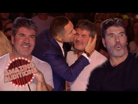 SIMON COWELL'S Best GOLDEN BUZZERS From Britain's Got Talent