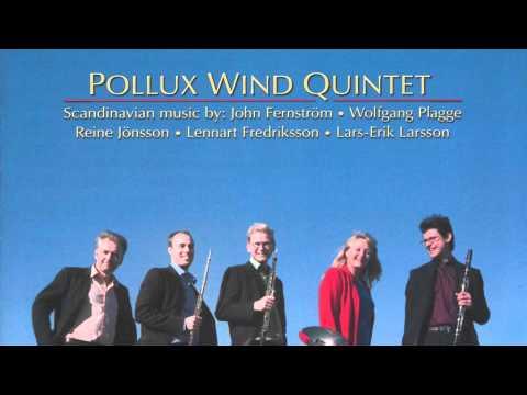 Pollux Wind Quintet, Op  59   III  Scherzo  Allegro Molto