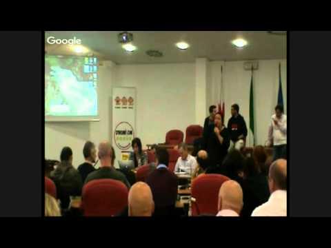 Riconferma 8 Interventi portavoce comune e zone Milano 4/10/2015