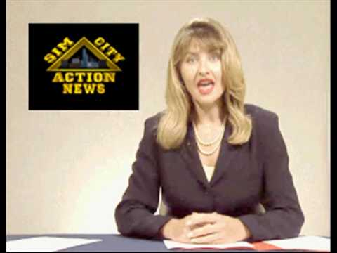 SimCity Action News - Sexual Harassment
