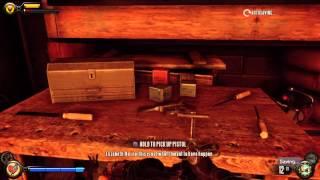 BioShock Infinite : Destroy the Airship & Leave Finkton - Gameplay Walkthrough Part 21