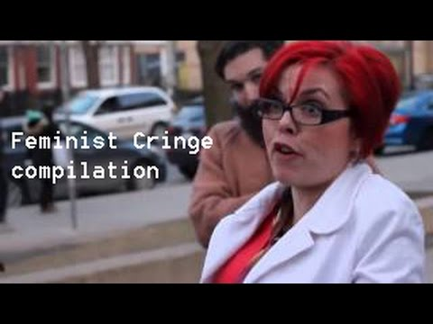 Feminist cringe compilation