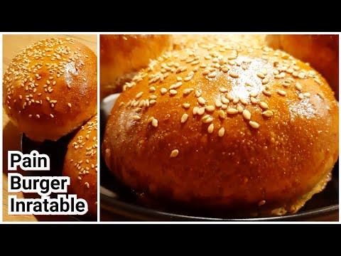 les-meilleurs-pains-hamburger---du-fait-maison---comment-préparer-des-burger-buns-🍔-tiyk-episod-10