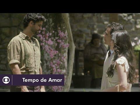 Tempo de Amar: capítulo 122 da novela, sexta, 16 de fevereiro, na Globo