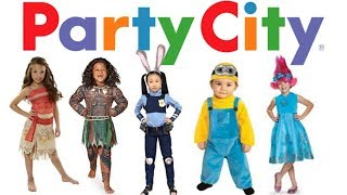 Top 10 Party City Halloween Costumes (2017)