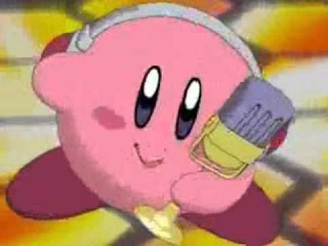 Kirby Swallows The Nyan Cat!