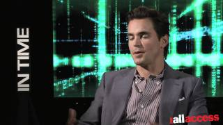 MATT BOMER ENJOYS HIS 'WHITE COLLAR' FANS