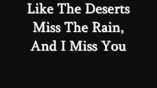Скачать Everything But The Girl Like The Deserts Miss The Rain Lyrics