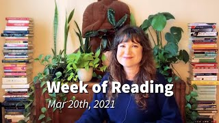 Week of Reading | Mar 20th, 2021