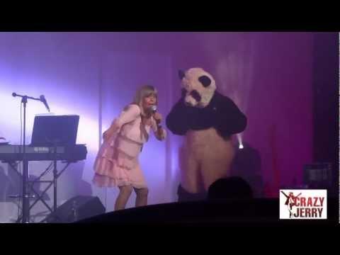 Chantal Goya live 2012 medley Crazy Jerry