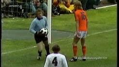 Fussball WM 1974 - Deutschland vs Niederlande (Finale)