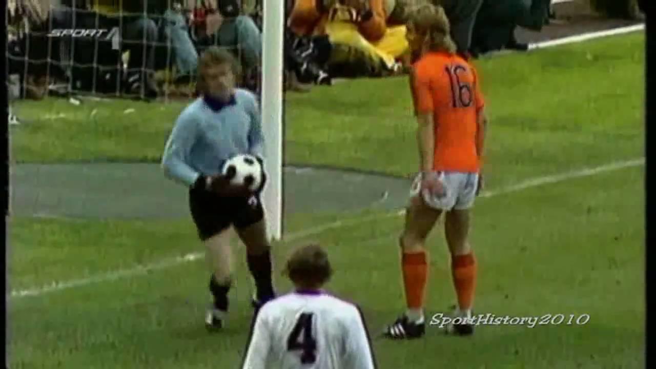 Fussball WM 1974 - Deutschland vs Niederlande (Finale) #1