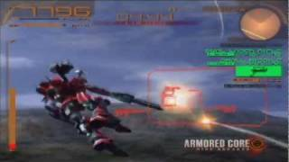 Armored Core: Nine Breaker - Opening Movie