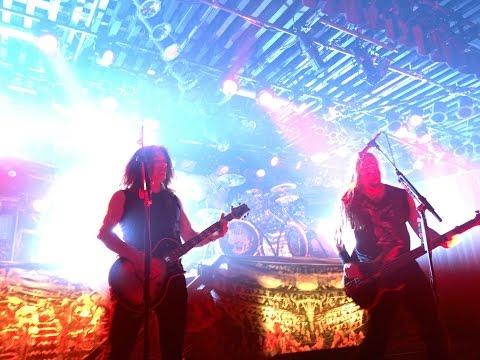 TESTAMENT + SEPULTURA + PRONG concert review Vancouver Canada May 10 2017 + setlists