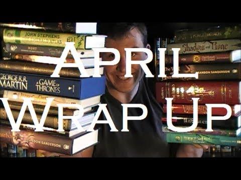 April Wrap Up 2014