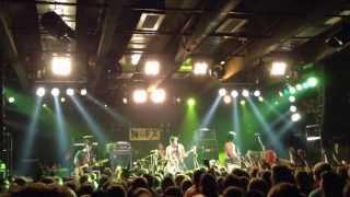 NOFX - Fuck The Kids + Linolium @ Cvetličarna (Ljubljana) 29.8.2013 live