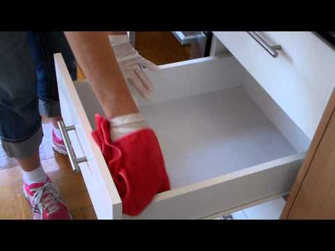 CSS - Training Video: Cupboard, Drawers, Splashback and Sink