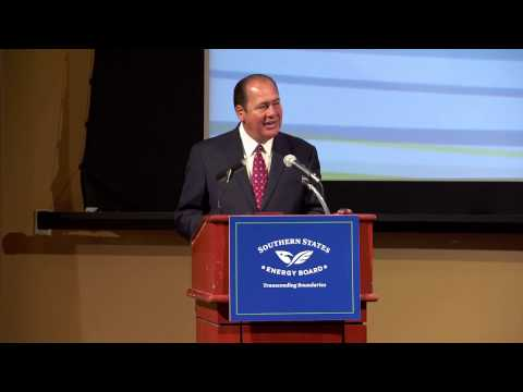 SSEB 54th Annual Meeting - Honorable Earl Ray Tomblin (Governor of West Virginia)