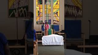 I Surrender All   Communion Sunday, 2017