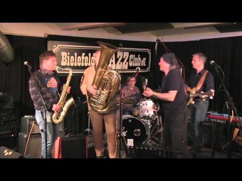 Bielefelder Blues Börse 0416  Kurt Krause
