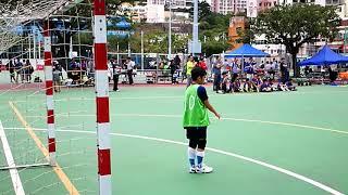 Publication Date: 2019-05-04 | Video Title: 2019 賽馬會五人足球盃(學校組)U10 初賽 九龍塘宣道