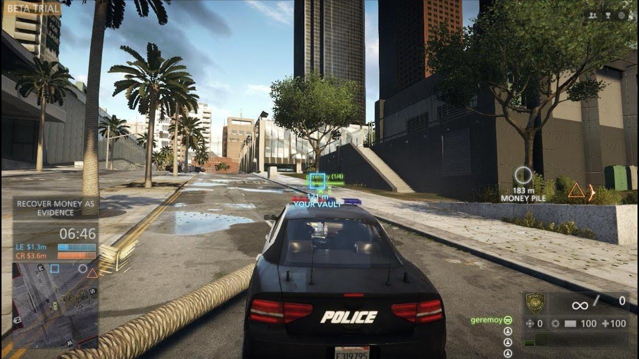 BATTLEFIELD HARDLINE (PS4) – RTMR – Live Multiplayer ...